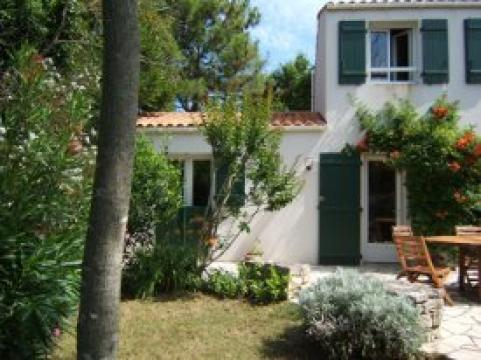 House in Les Portes en Ré - Vacation, holiday rental ad # 3686 Picture #1
