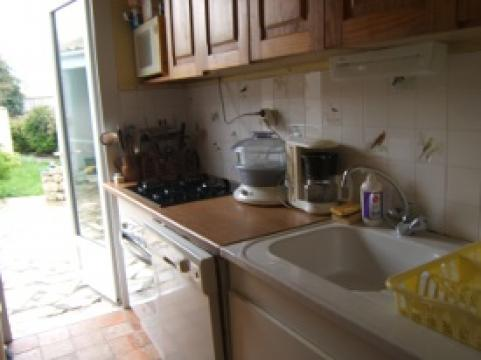 House in Les Portes en Ré - Vacation, holiday rental ad # 3686 Picture #5