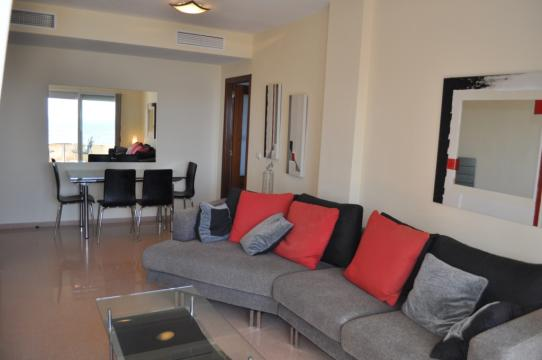 Flat in Villajoyosa - Vacation, holiday rental ad # 3710 Picture #1