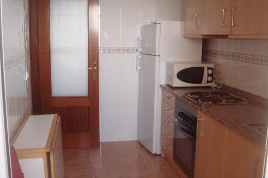 Flat in Villajoyosa - Vacation, holiday rental ad # 3710 Picture #2