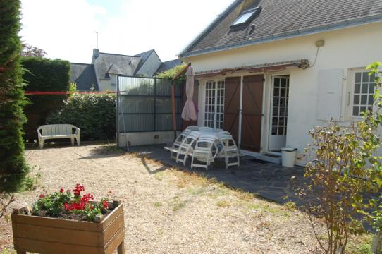 House in Le Pouliguen - Vacation, holiday rental ad # 3730 Picture #0
