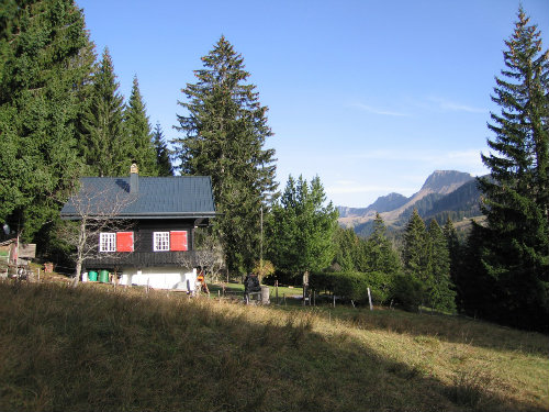 Chalet Les Paccots - 6 people - holiday home  #374