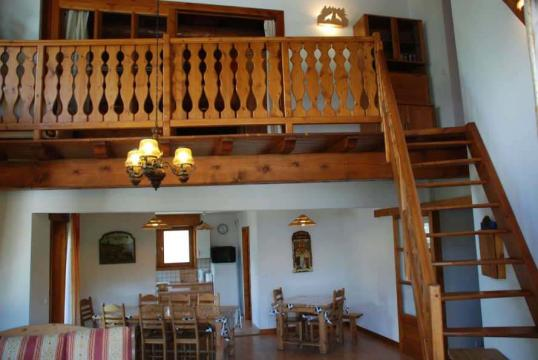 Chalet in Les arcs - Vacation, holiday rental ad # 3804 Picture #1