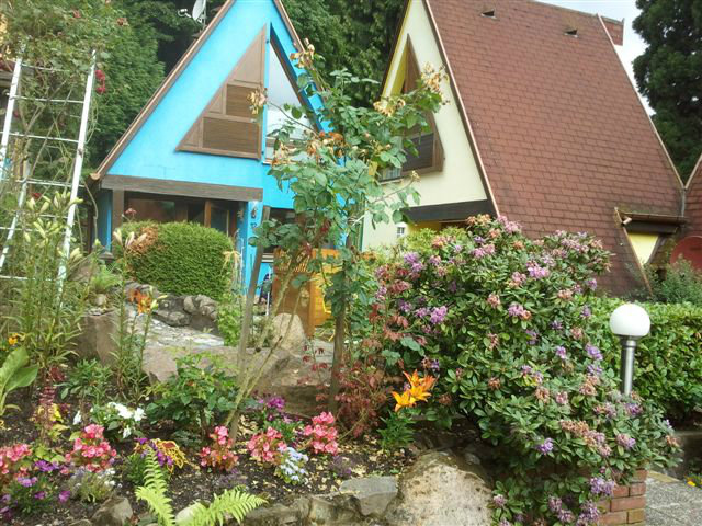 Gite Kaysersberg - 5 people - holiday home  #3879