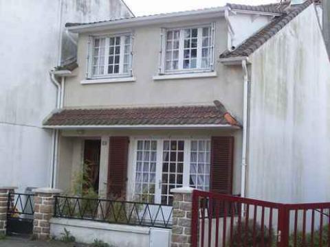 Huis in Saint brevin les pins te huur voor 8 personen - Advertentie no 3930
