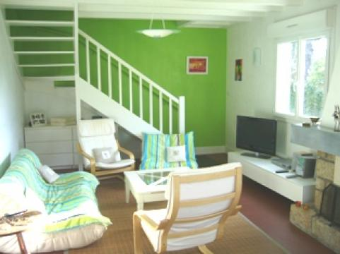 House in Pouliguen - Vacation, holiday rental ad # 3933 Picture #1 thumbnail