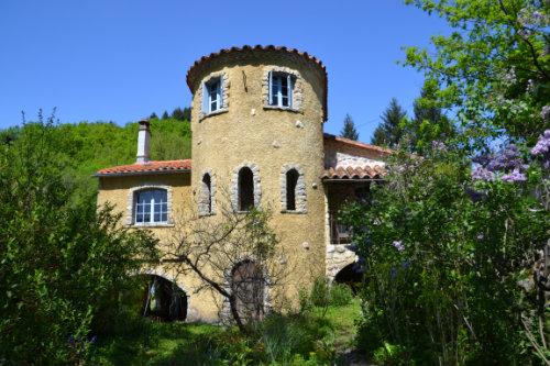 Maison Le Vigan - 6 personnes - location vacances  n°3936