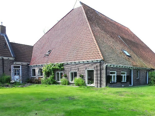 Flat in Leeuwarden for   5 •   animals accepted (dog, pet...)