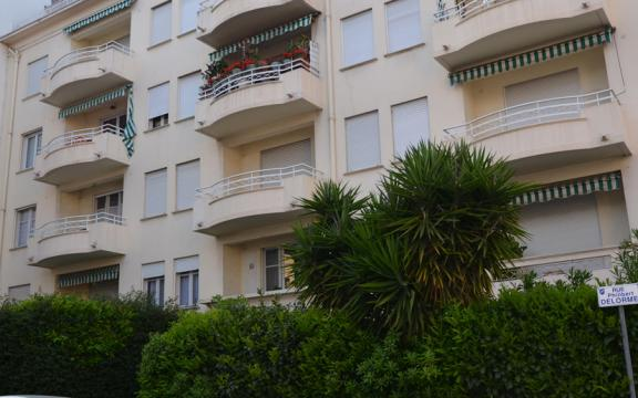 Flat Cannes - 6 people - holiday home  #3985