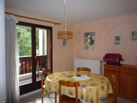 Flat in Bourg Saint Maurice - Vacation, holiday rental ad # 3998 Picture #0