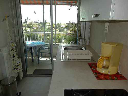 Flat in Antibes - Vacation, holiday rental ad # 4003 Picture #2