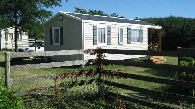 Mobil-home Montferrand - 6 personnes - location vacances  n°4019