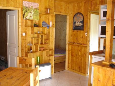 Chalet in Port de Sechex / Margencel - Vacation, holiday rental ad # 4069 Picture #1