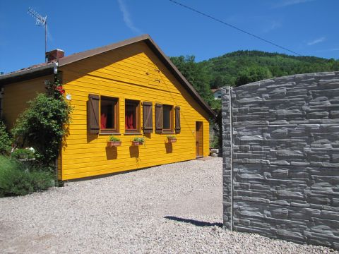 Chalet Ferdrupt - 4 personnes - location vacances  n°4240