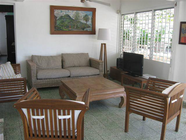 Maison Saint Fran�ois - 10 personnes - location vacances  n�4283