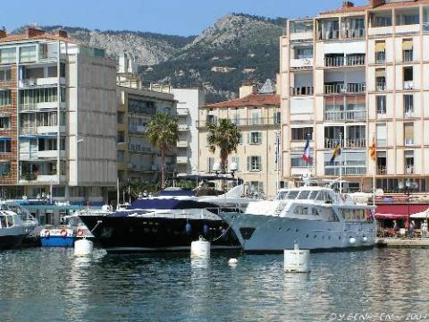 Flat in Toulon - Vacation, holiday rental ad # 4347 Picture #2