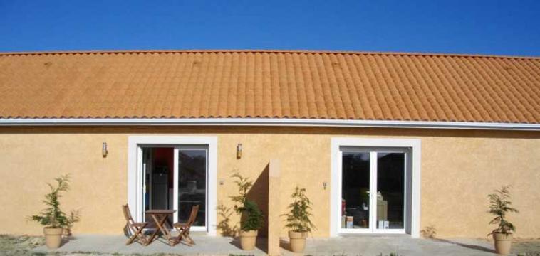 Maison à Salles adour à louer pour 4 personnes - location n°4352