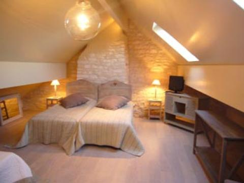 Maison à Saint cyr à louer pour 6 personnes - location n°4363
