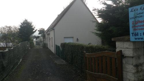 Maison Port En Bessin - 9 personnes - location vacances  n°4378