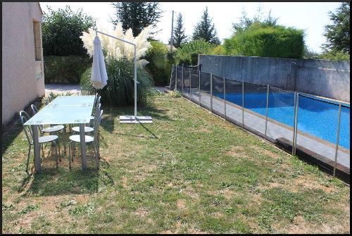 Maison 8 personnes Uzès, Saint-maximin - location vacances  n°4430