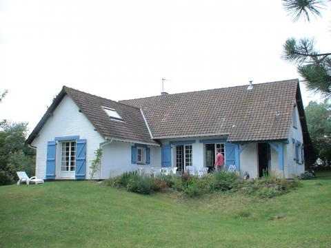 House in Hardelot plage - Vacation, holiday rental ad # 4449 Picture #0