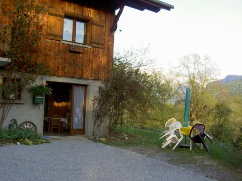 Flat in Samoens - Vacation, holiday rental ad # 4472 Picture #0