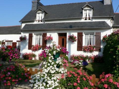 Maison à Pleyben à louer pour 6 personnes - location n°450