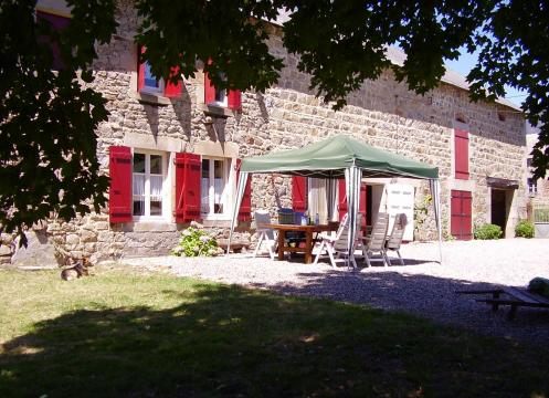 Gite in St-Gervais d'Auvergne - Vacation, holiday rental ad # 4512 Picture #1