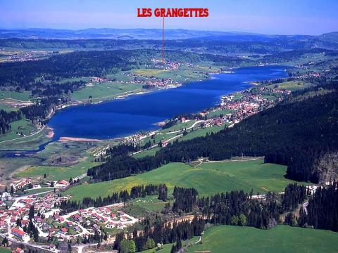 Gite in Les grangettes - Vacation, holiday rental ad # 4592 Picture #3