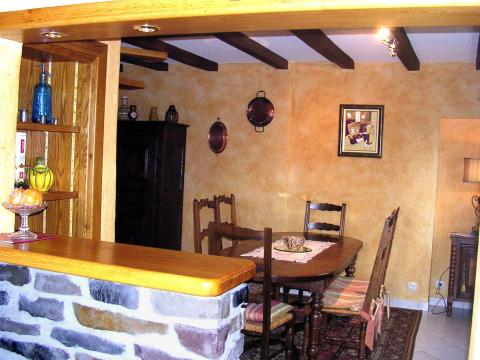 House in Pleaux - Vacation, holiday rental ad # 4622 Picture #2