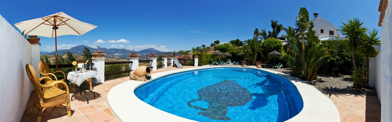 Farm in Malaga - Vacation, holiday rental ad # 4725 Picture #1