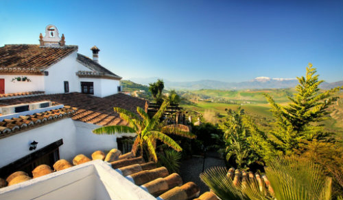 Ferme 15 personnes Malaga - location vacances  n°4725