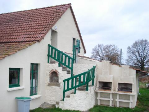Gite in Cerilly - Vacation, holiday rental ad # 4766 Picture #1