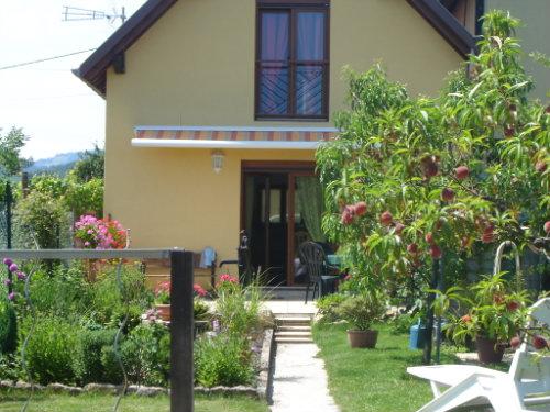 Maison 5 personnes Bergheim - location vacances  n°4778