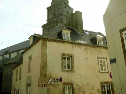 Flat in Saint Malo - Vacation, holiday rental ad # 4798 Picture #0