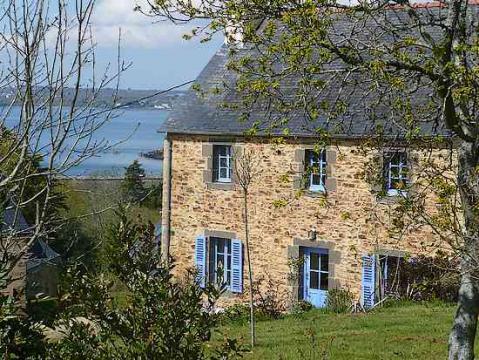 Chambre d'hôtes à Logonna-daoulas à louer pour 11 personnes - location n°4804