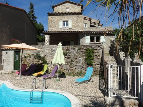 Gite in St Paul le jeune - Vacation, holiday rental ad # 4888 Picture #1