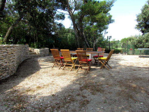 House in Villeneuve les avignon for   8 •   with private pool   #4915
