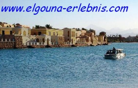 House in El gouna - hurghada for rent for  3 people - rental ad #4979