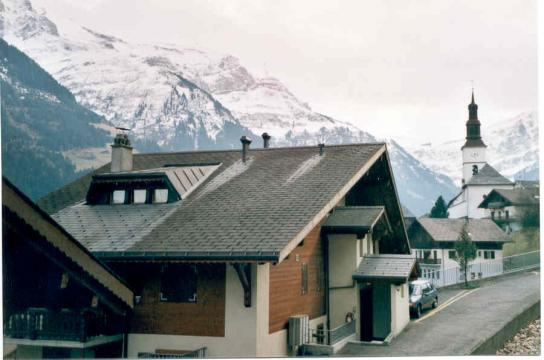 Chalet in Val d'illiez - Vacation, holiday rental ad # 5029 Picture #0