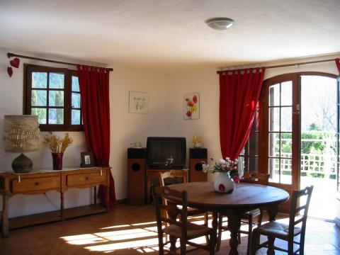 Gite in Vesseaux - Vacation, holiday rental ad # 5042 Picture #2