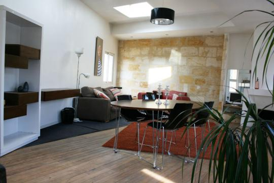 Appartement bordeaux louer pour 4 personnes location for Appartement louer bordeaux