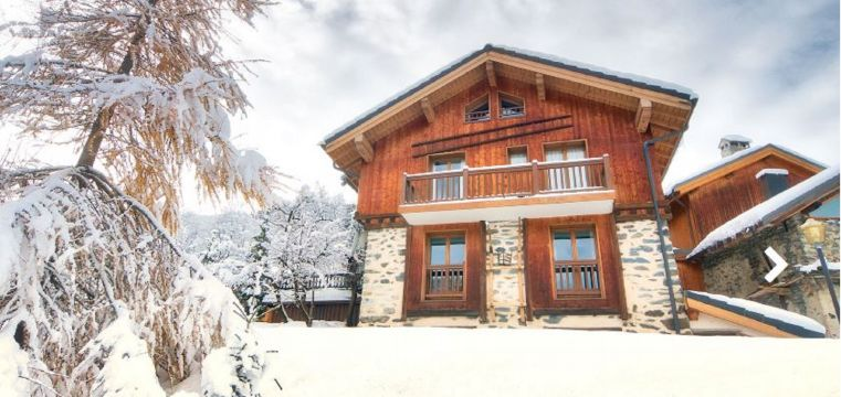 Chalet in meribel - Vacation, holiday rental ad # 5216 Picture #1