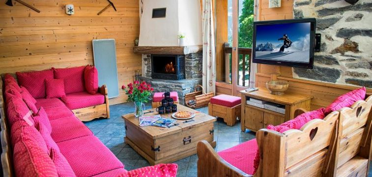 Chalet in meribel - Vacation, holiday rental ad # 5216 Picture #2