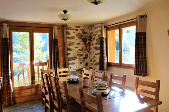 Chalet in meribel - Vacation, holiday rental ad # 5216 Picture #9