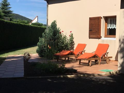 House in Langogne - Vacation, holiday rental ad # 5237 Picture #1