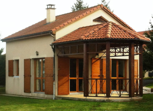 House in Langogne - Vacation, holiday rental ad # 5237 Picture #0