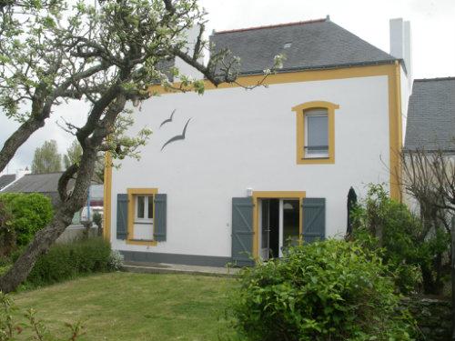 Maison Sauzon - 7 personnes - location vacances  n°5245