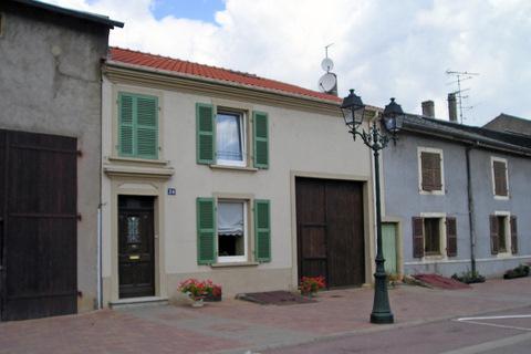 Maison à Cattenom à louer pour 2 personnes - location n°5274