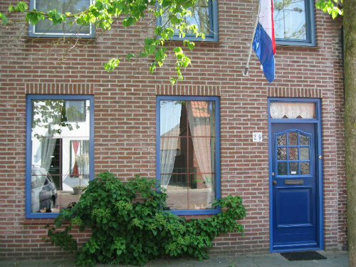 Haus Nieuwvliet - 7 Personen - Ferienwohnung